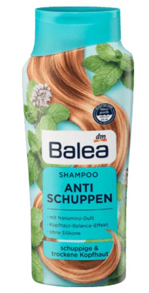 Balea pretblaugznu šampūns matiem, 300 ml