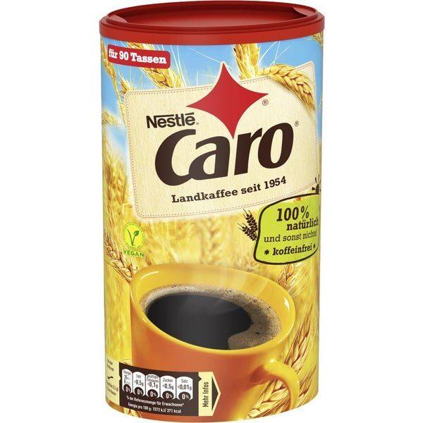 Nestle Caro bezkofeīna dabīga kafija no graudiem, 200 g